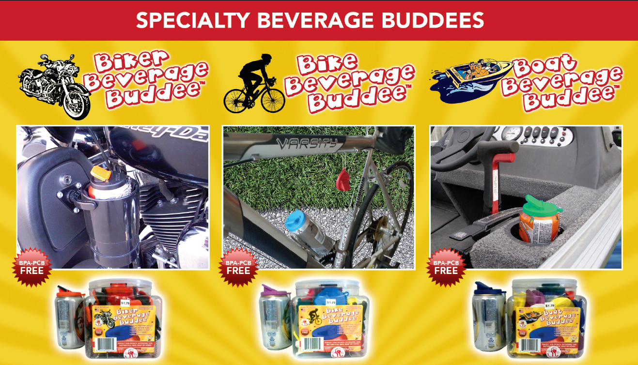 Sumner Products - Specialty Beverage Buddees